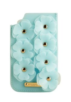 The perfect pastel iPhone case for spring, by burberry.
