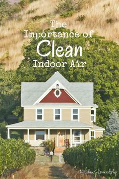 The Importance of Indoor Air Quality. there are so many things that impact our indoor air quality that we can't really avoid, find out some things you can do to improve your air quality.