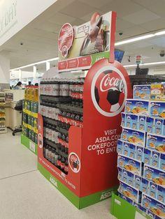 Coca Cola Pallet Asda