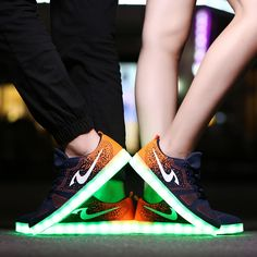 31.28$  Know more - http://aik4j.worlditems.win/all/product.php?id=32663412162 - 2016 New Arrival Light Up Shoes Unisex Couple Tenis Led Shoe Luxury Brand Casual Glowing Zapatillas Con Luces Usb Schuhe Sole