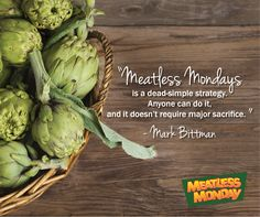 #MeatlessMonday #Quote from Mark Bittman