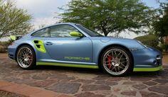 Porsche 911 Turbo 997 Custom