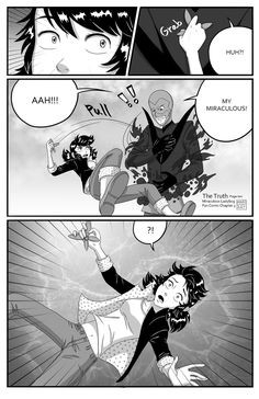 Miraculous Ladybug Fan comic ^^ Chapter 1: A city of Lies: Pages: 01 02 03 04 05 06 07 08 09 Chapter 2: Complicated Love: Pages: 01 02 03 04 05 06 07 08 09 10 11 Chapter 3: The Truth: Pages: 01 02 03 04 05 06 07 08 09 10 11 (updates on Mondays and...