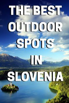 Slovenia may be relatively unknown as a holiday destination, but its mountains, ski resorts, lakes and thermal springs make it an ideal choice for those who appreciate the great outdoors. From the crystalline beauty of Lake Bled to the majestic peaks of the Julian Alps, there's a breathtaking vista at every turn.