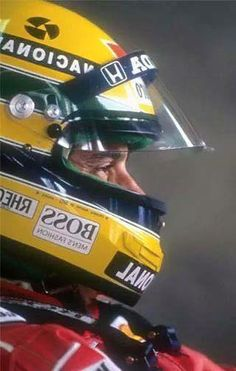"""""""If you no longer go for a gap that exists, you're no longer a racing driver."""""""