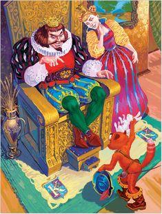 Виктор Служаев - художник-иллюстратор из города Чехова создает прекрасные иллюстрации к русским сказкам. У каждого народа есть собственные сказки, со своим колоритом, представлениями о добре и зле, о счастье и горести, о жизни и смерти. Заслуга художника в том, что он может создавать такие…
