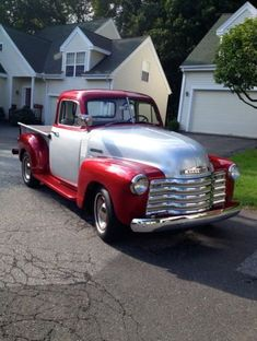 1952 Chevy 3100 Pickup #ClassicTruck