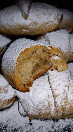 Vegan Vegetarian, Vegetarian Recipes, Biscuit Cookies, Healthy Sweets, Diet Recipes, Biscuits, Lunch, Bread, Dinner