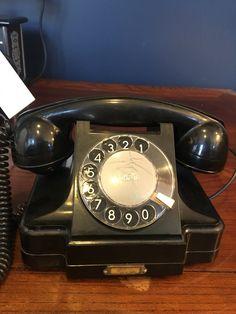 Glass Room, Landline Phone