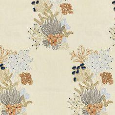 Old World Weavers COMBE MARTIN SAND Fabric