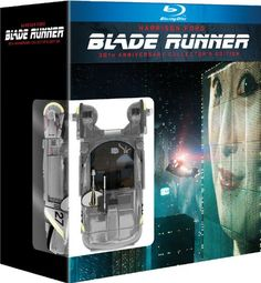 Blade Runner - 30th Anniversary Ultimate Collector's Edition [Blu-ray + UV Copy] [1982] [Region Free]