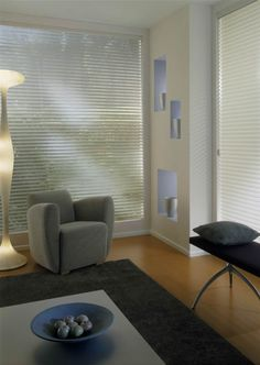 Luxaflex - Silhouette blinds