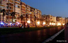 #Izmir Kordon At Night. #Alsancak #AegeanTurkey