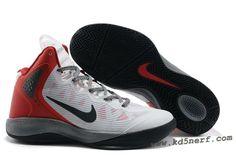 3423d53fbcf6 Nike Zoom Hyperenforcer Shoes In Black White Red