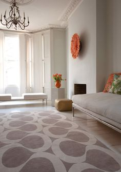 seriously if you have no idea what 'the rug company' is you need to see their website. Some of the most beautiful designs ever.