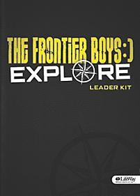 Frontier Boys: Explore Bible Study - DVD Leader Kit