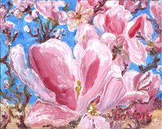 Tulip Tree by Jeanne Gordon.