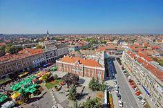 Jedan od najstarijih gradova u Banatu -  #Vršac #Serbia