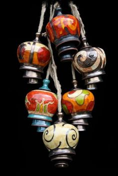 Bulgarian Pottery - Bells Collection