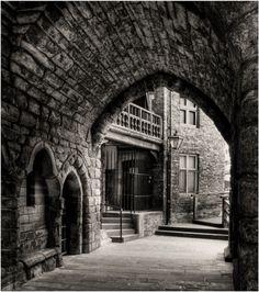Black Gate, Newcastle upon Tyne. UK