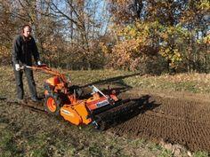 Povrchové frézy - Opracování zeminy - Zahrada & Park