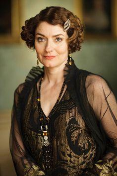 Anna Chancellor as Lady Anstruther