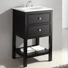 20 Inch Bathroom Vanity, Small Bathroom Vanities, Bathroom Vanity Cabinets, Bath Vanities, Bathroom Ideas, Basement Bathroom, Bathroom Inspiration, Bath Ideas, Small Vanity Sink