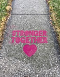 Change: Share Messages of Love with Chalk Art Paint barley & birch Chalk Art art barley birch Chalk chalk art Change love Messages Paint Share Spray Chalk, Chalk Paint, Chalk Art Quotes, Chalk Design, Sidewalk Chalk Art, Chalk Drawings, 3d Drawings, Graffiti Lettering, Chalkboard Art