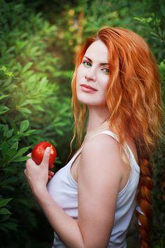Red Ginger Braid