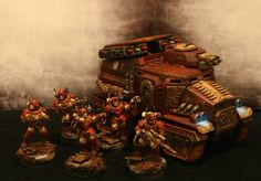 imperial Guard Tempestus Scion ( Astra Militarum )