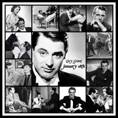 Cary Grant Created by Diane Yoder 2017 Classic Hollywood, Old Hollywood, Cary Grant, Vintage Pictures, Movie Stars, Actors & Actresses, The Darkest, Portrait, Celebrities