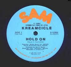 Funk-Disco-Soul-Groove-Rap: Kreamcicle-Hold_On.