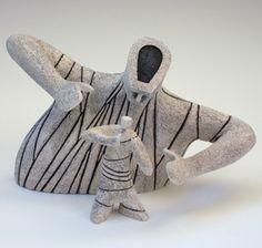 Self Portrait, Fred Yokel Beatrice Wood, Ceramic Sculpture Figurative, High Art, Everyday Items, China Porcelain, Ceramic Art, Sculpture Art, Modern Art, 3 D
