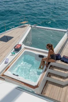Vacation Places, Dream Vacations, Vacation Trips, Catamaran Design, Yacht Design, Best Yachts, Beautiful Places To Travel, Travel Aesthetic, Travel Goals