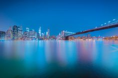 12 Stunning Images of NYC at Night