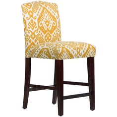 Outfit the home bar or accent your favorite seating group with this essential stool, perfect in the parlor or den. Decor, Spring Furniture, Bar Stools, Furniture, Counter Height Bar Stools, Home Decor, White Upholstery, Stool, Skyline Furniture