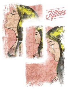 Pólóterv Fiftees módra