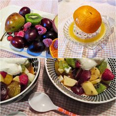 mano's welt, fruit salad