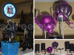 Monster High Halloween Soireé | CatchMyParty.com