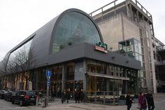 Horta Restaurant Antwerpen: een bijzonder gebouw in het centrum van Antwerpen