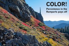 COLOR! Persistence in the Ramparts pays off - moosefish.com