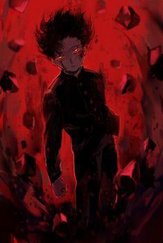 Mob Psycho 100 [モブサイコ100] #manga #anime Kageyama Shigeo