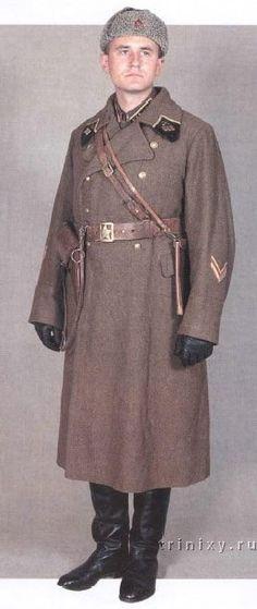 Uniformes del Ejército Rojo VIII-1