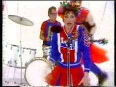 Late fall of 1982 we were seeing the video and song by Toni Basil ' Mickey' . The 80s were just so dang much fun !