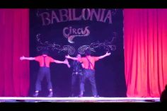 Babilonia Circus se despede de São Pedro da Aldeia