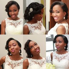 My favorite look EVER!! I think this will be my hair and makeup inspiration for the big day.  #LOVEthis