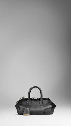 The Blaze in Metallic Leather Bowling Bags fd3620a9b616f