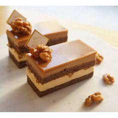 caramel chocolate @dalcom_baking_studio_