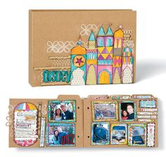 All About Albums   DIY and Mini Albums