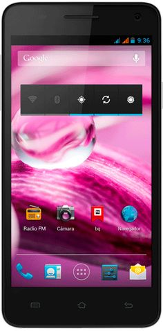 bq Aquaris 5.7 - El tamaño sí importa. Y la pantalla HD, y la cámara de 13Mpx, y la batería de 4.000mAh...